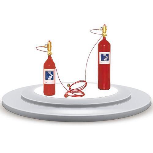 七氟丙烷/二氧化碳感温自动灭火装置