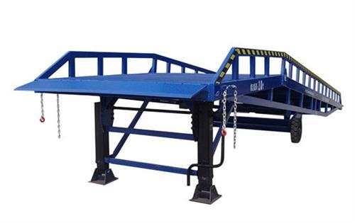 移動液壓式登車橋
