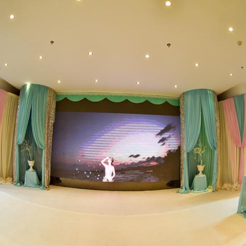 室内婚礼现场-产品展示--社旗县惠慧文化传媒有限