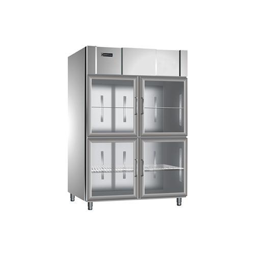 商用厨房冰箱全透款