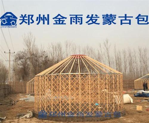 木制蒙古包价格|木制蒙古包报价|蒙古包搭建简易
