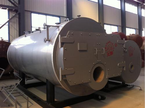 WNS系列燃油(气)蒸汽锅炉