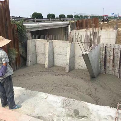 广州番禺亚运大道桥台背填充工程