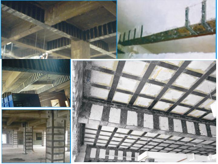 钢结构厂房柱子