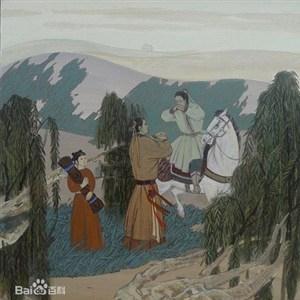 东汉诗人秦嘉