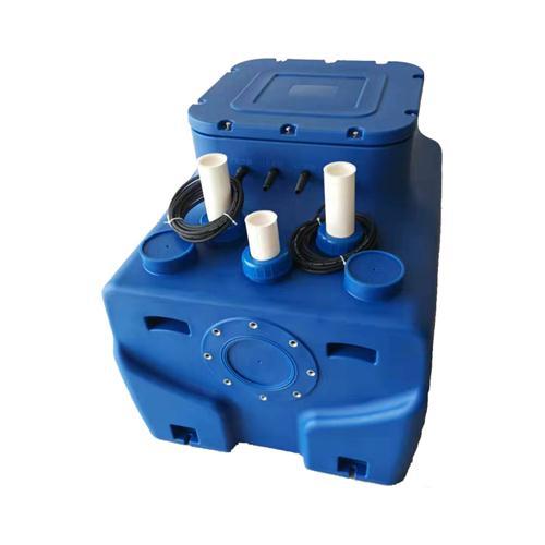 PE500双泵切割粉碎性污水提升设备