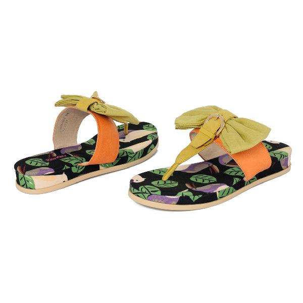 春夏新款凉拖鞋甜美平底鞋