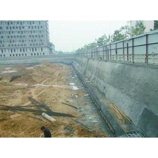 郑州东方鼎盛 基坑