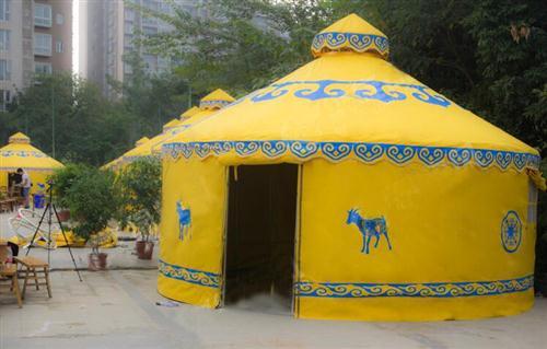蒙古包【报价规范】河南金雨发蒙古包厂