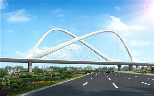 上海兩港大道(S2-大治河)快速化項目火力全開施工中!