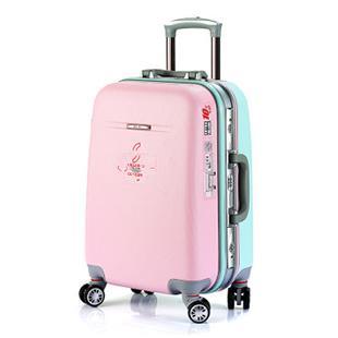 万向轮拉杆箱女登机箱包旅行箱