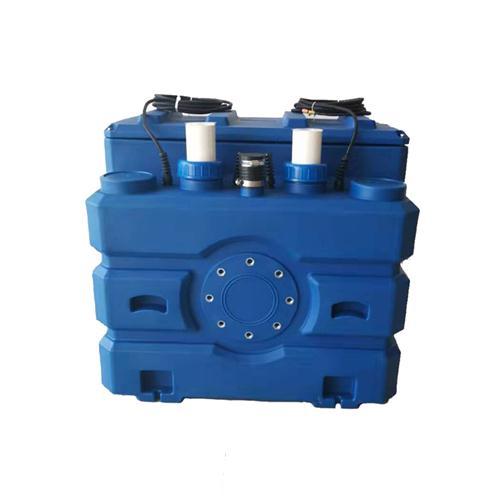 PE250双泵切割粉碎性污水提升设备