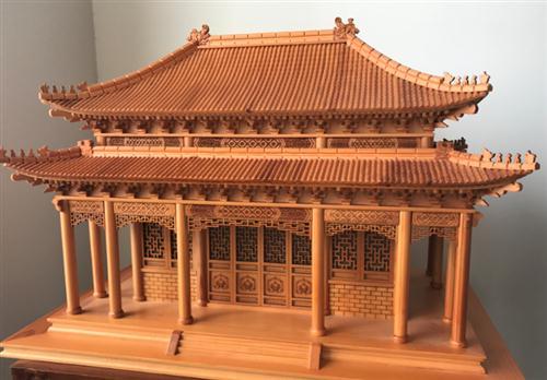 古建模型制作