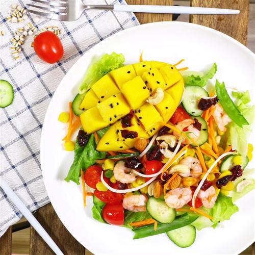 沙拉系列堂食写真