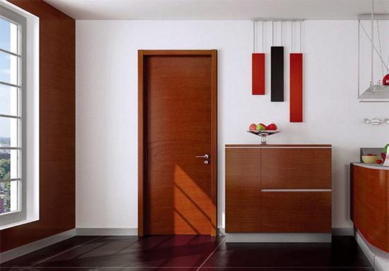 家居小知识:木门的选择与家居风格搭配