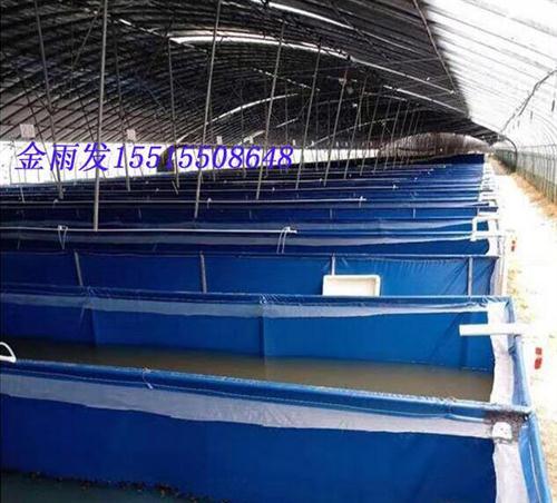 河南水池帆布 郑州帆布水池 河南防雨布水池