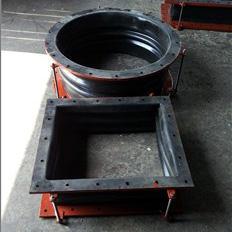 煤 粉振动筛用橡胶软连接