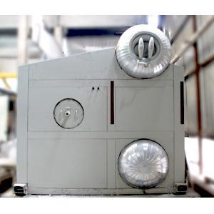 河南巩义10吨燃气蒸汽锅炉项目