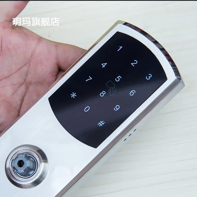 玥玛指纹锁FP0808,郑州指纹锁安装电话0371-88888656上门换指纹锁防盗门指纹锁