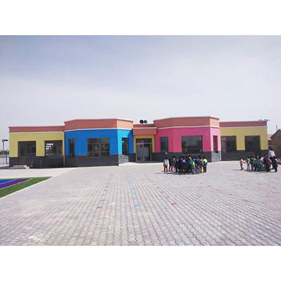 内蒙古乌拉特前旗明安幼儿园碳纤维电地暖供暖项目