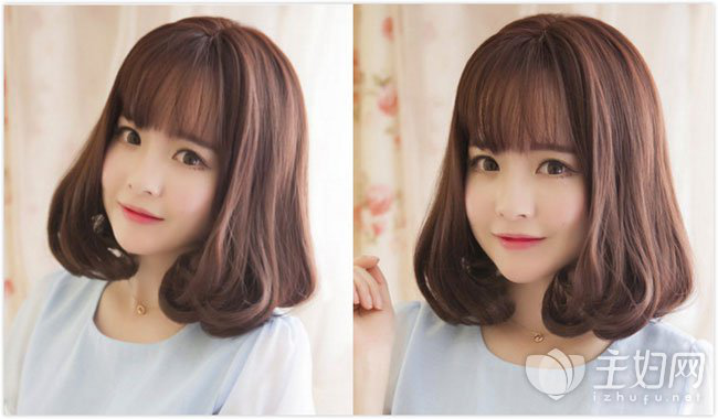 6款2017流行韩式短发梨花头精选 哪一款最让你心动呢