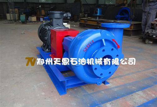 TSB5×4×14離心式砂泵