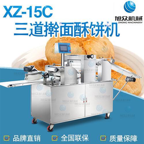 XZ-15C三道擀面酥饼机