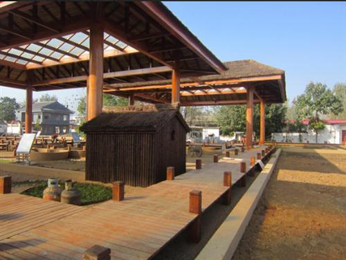 舞阳县贾湖遗址保护展示工程