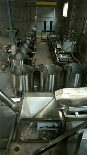 全自动豆腐皮机高产高效