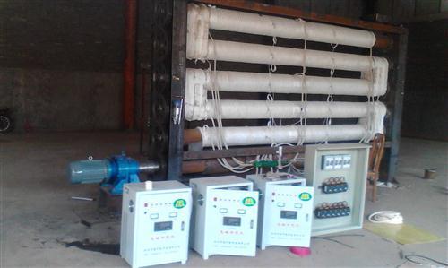 硫化机电磁加热改造