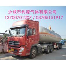 液体二氧化碳槽车