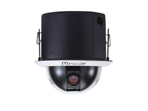 室內嵌入式網絡球型攝像機