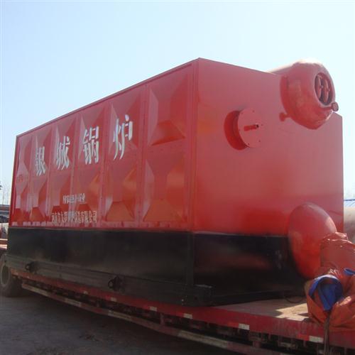卧式燃煤蒸汽炉