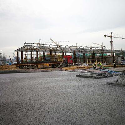 28-4港珠澳大桥澳门口岸区市政工程轻质土项目