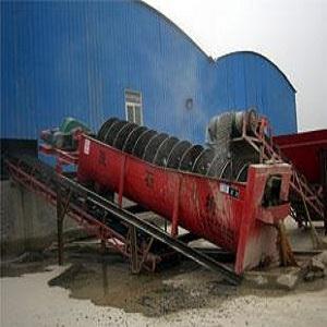 洗石机旋转型