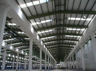 中铁大桥局港珠澳大桥项目部钢梁制造车间及涂装车间建设工程