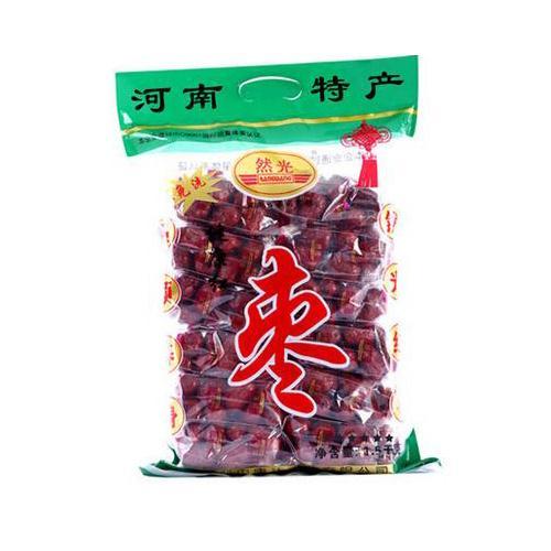 河南特产 1.5kg红枣