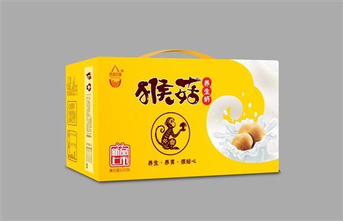 乳果相伴猴菇养生奶