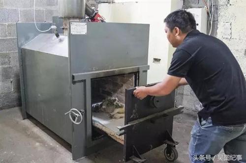 焚烧炉设备