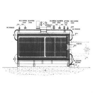 方锅炉内结构图