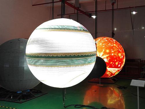 球面LED