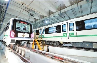郑州市轨道交通5号线轻集料混凝土项目