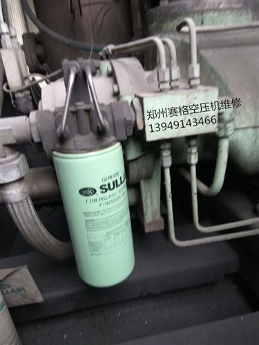 寿力仪畀柴油空压机维修