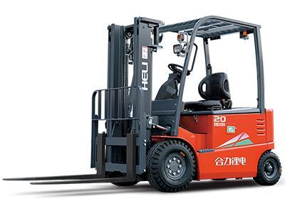 G系列-2-2.5吨锂电池平衡重式叉车