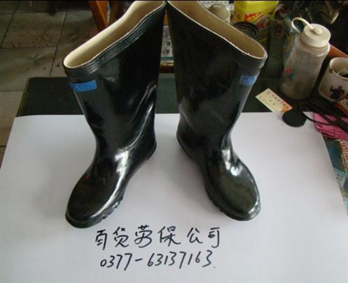 耐酸碱胶靴