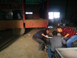 苏州市吴中区和镇江市大锅台整车发货