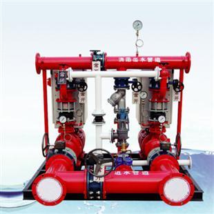 泵控一体化消防增压给水设备