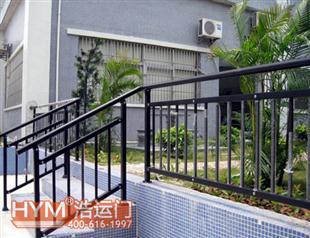 栏杆09-别墅小区护栏