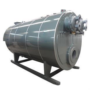 全自燃气真空热水锅炉
