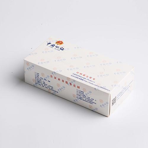 事业单位盒抽定制